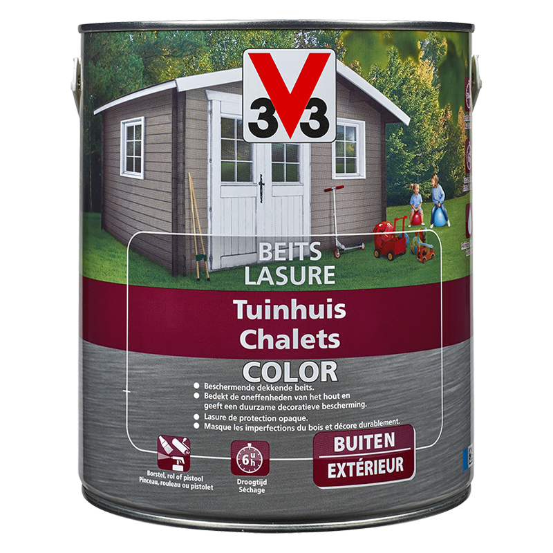 Lasure Chalet Color 2,5L